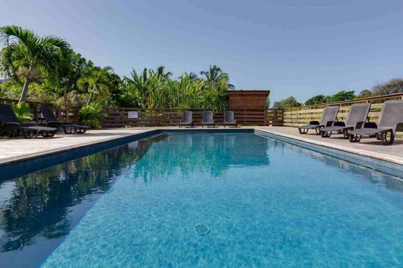 Gîte avec piscine Guadeloupe