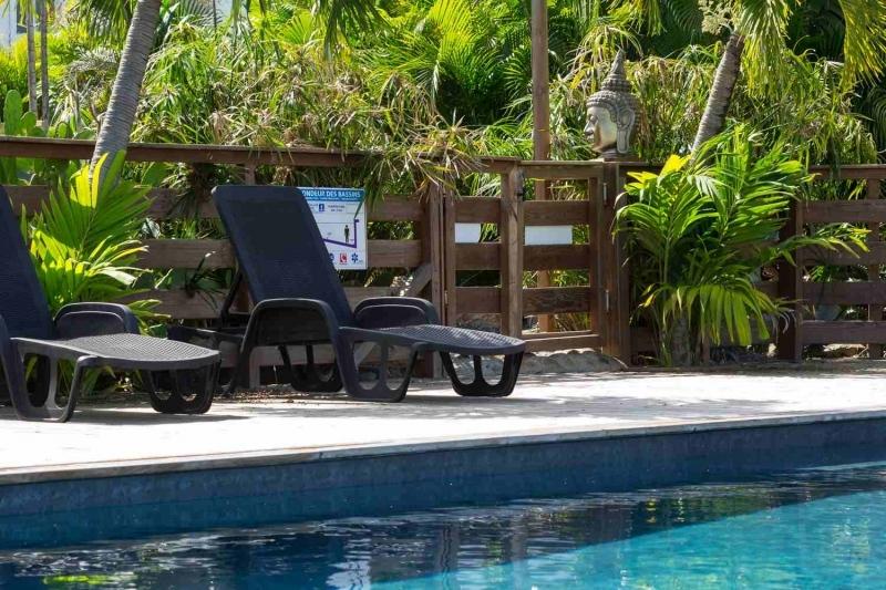 Gîte piscine Guadeloupe