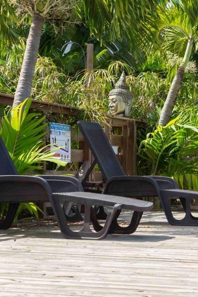 Eco-Gîte avec piscine Guadeloupe