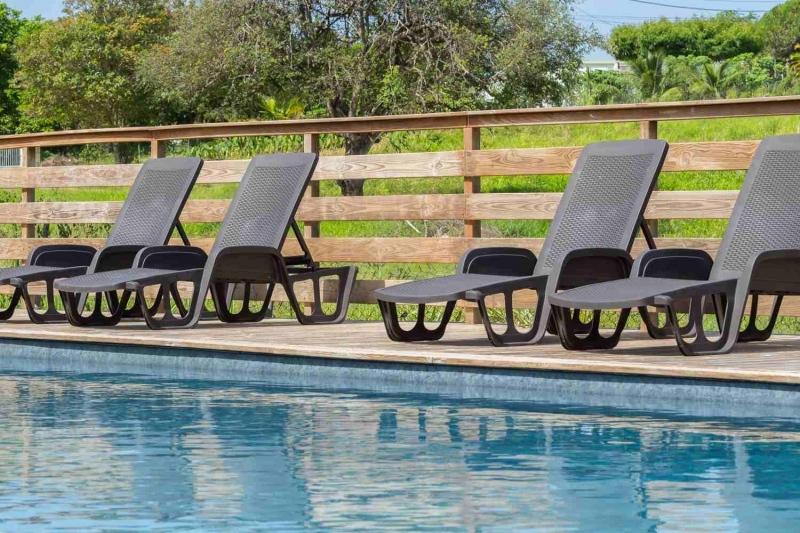 Location avec piscine Guadeloupe
