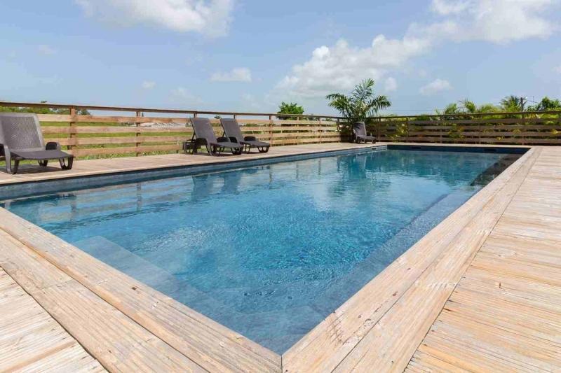 Gîtes piscine Guadeloupe